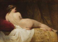Nude | Nikiphoros Lytras | Oil Painting