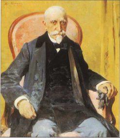 Pavlos Kalligas | Nikiphoros Lytras | Oil Painting