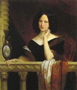 Portrait of Maria Theresia