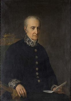 Portrait of a Gentleman | Adeodato Malatesta | Oil Painting