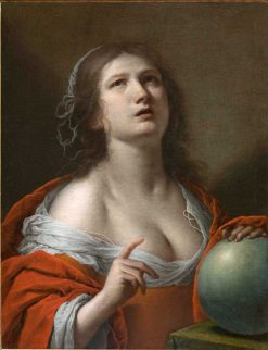 Allegory of Astronomy | Giovanni Martinelli | Oil Painting