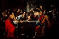 Belshazzars Feast | Giovanni Martinelli | Oil Painting