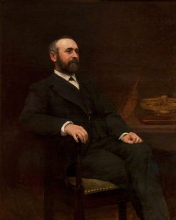 Viscount Pirrie | Hubert von Herkomer | Oil Painting
