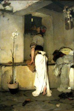 The Kiss | Nikiphoros Lytras | Oil Painting