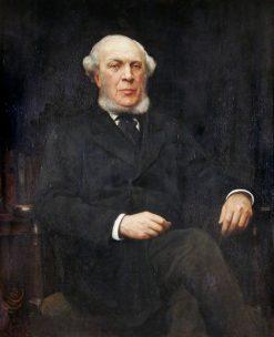 William Cadge | Hubert von Herkomer | Oil Painting