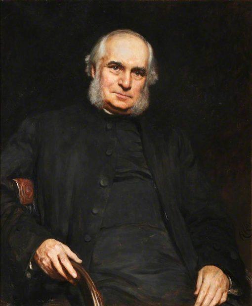 William Stubbs | Hubert von Herkomer | Oil Painting