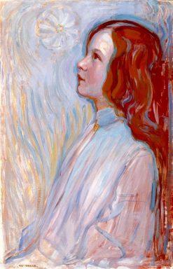 Devotie | Piet Mondriaan | Oil Painting