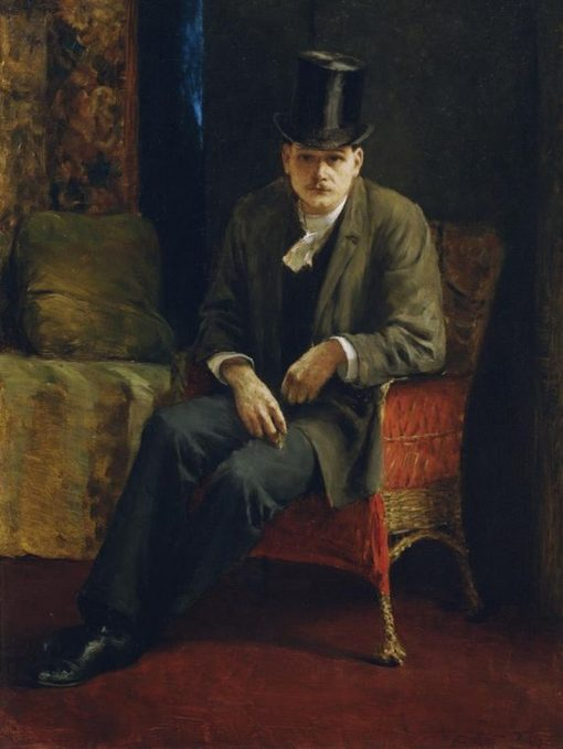 Self Portrait | Josef Engelhart | Oil Painting