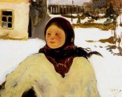 Girl | Oleksandr Murashko | Oil Painting
