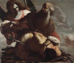 The Sacrifice of Isaac | Luigi Miradori | Oil Painting