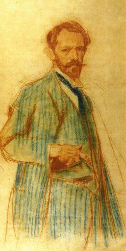 Self Portrait | Oleksandr Murashko | Oil Painting