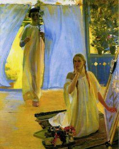 The Annunciation | Oleksandr Murashko | Oil Painting