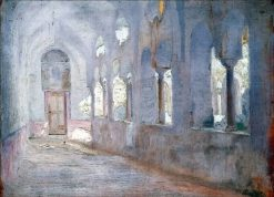 The Cloister | Marie Triepcke Kroyer | Oil Painting