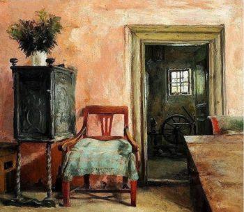 Interior | Marie Triepcke Kroyer | Oil Painting