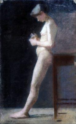 Nude   Marie Triepcke Kroyer   Oil Painting