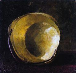 Copper Bucket   Marie Triepcke Kroyer   Oil Painting