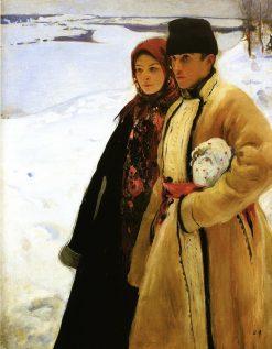Winter | Oleksandr Murashko | Oil Painting