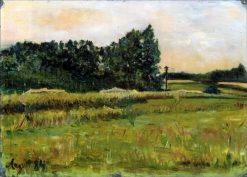 Meadow   Marie Triepcke Kroyer   Oil Painting