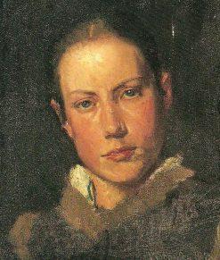 Martha Moller | Viggo Johansen | Oil Painting