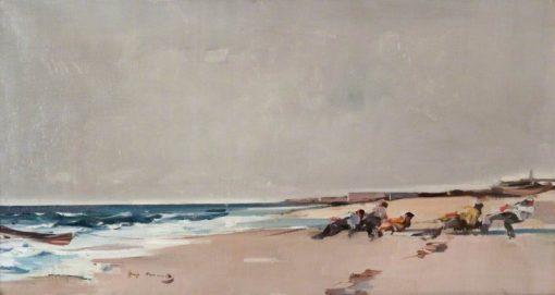 Boatmen -  Approaching Storm   Hugh Munro