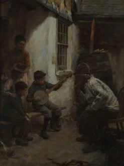 Admiration | Walter Langley