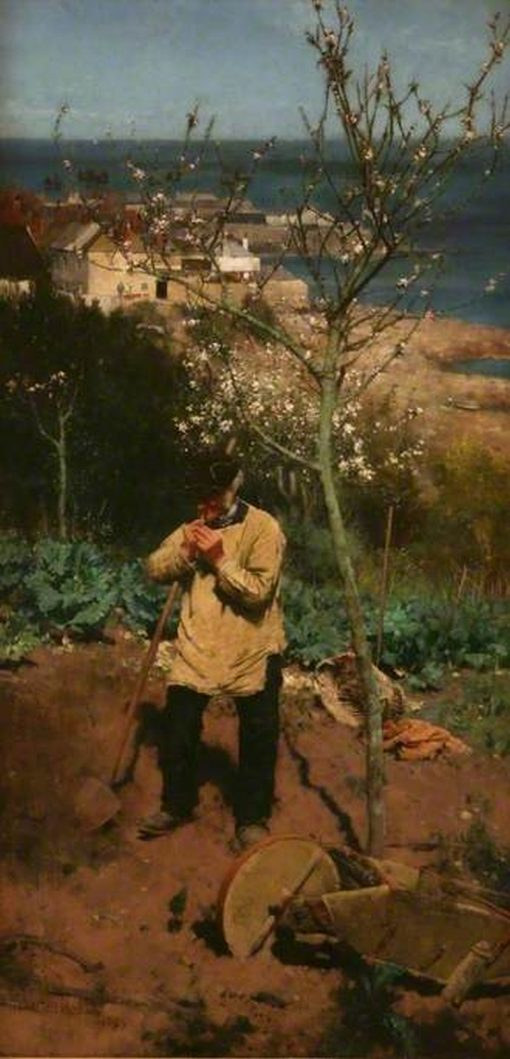 The Sunny South | Walter Langley
