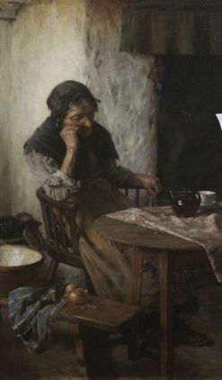 When One is Old | Walter Langley