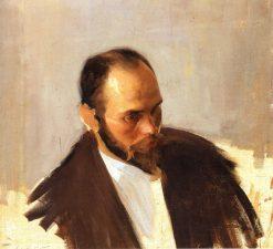 Portrait of a Man | Oleksandr Murashko | Oil Painting