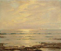 Seascape | Konstantin Westchilov | Oil Painting