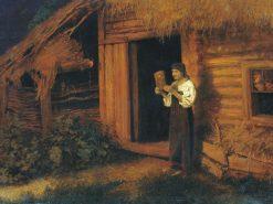 Fire | Nikolai Matveyev | Oil Painting