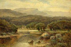 Derwentwater from Friars Crag