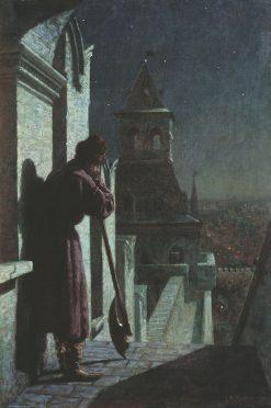 The Kremlin Guard | Nikolai Matveyev | Oil Painting