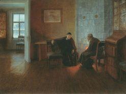 Twlight | Nikolai Matveyev | Oil Painting