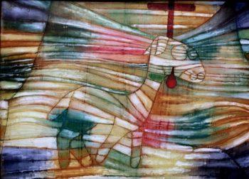 The Lamb | Paul Klee | Oil Painting