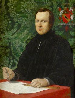 Augustus Welby Northmore Pugin | John Rogers Herbert | Oil Painting