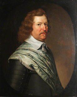Major Henry Meoles II | Jacob-Fransz van der Merck | Oil Painting