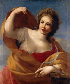 Ceres | Giovanni Francesco Romanelli | Oil Painting