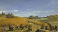 Laborare est Orare   John Rogers Herbert   Oil Painting