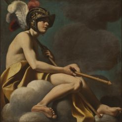 Mars | Giovanni Francesco Romanelli | Oil Painting