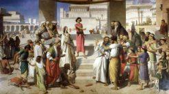 The Judgement of Daniel | John Rogers Herbert | Oil Painting