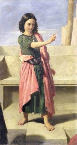 The Judgement of Daniel   John Rogers Herbert   Oil Painting