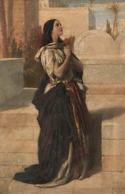 Susanna (study) | John Rogers Herbert | Oil Painting