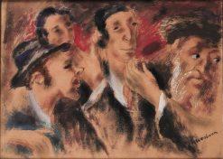 Untitled | Abraham Weinbaum | Oil Painting