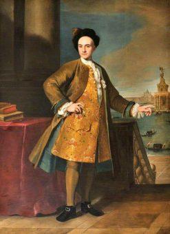 Samuel Egerton | Bartolomeo Nazari | Oil Painting