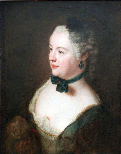 Portrait of a Woman | Antoine Pesne | Oil Painting