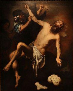 The Martyrdom of St. Bartholomew | Pietro Novelli | Oil Painting