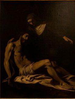 Pieta | Pietro Novelli | Oil Painting