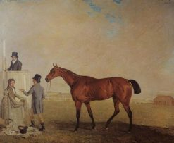 Emilius | Benjamin Marshall | Oil Painting