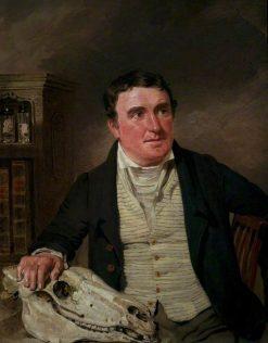 Dr John Bowles | Benjamin Marshall | Oil Painting