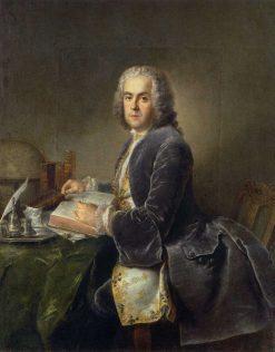Charles Etienne Jordan | Antoine Pesne | Oil Painting